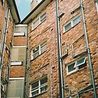 The brick. by strangerandfict