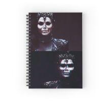 Skull Queen- Regina OUAT Spiral Notebook