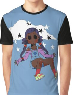Chibi Fashion Girl #18 Graphic T-Shirt