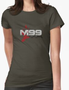 \\[Etorphine] \\M99 \\C25H33NO4 Womens Fitted T-Shirt