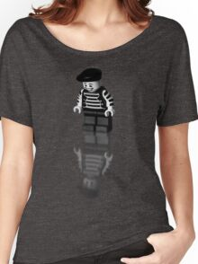 Happy on the outside Women's Relaxed Fit T-Shirt