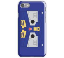 Eject - Transformers 80s iPhone Case/Skin