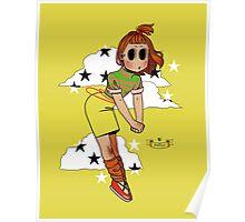Chibi Fashion Girl #19 Poster