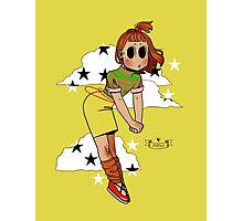 Chibi Fashion Girl #19 Photographic Print