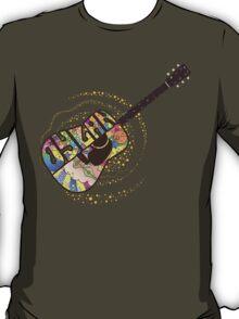 Dylan Psych Guitar T-Shirt