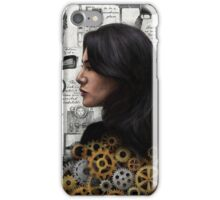 The Past is the Beginning of a Beginning iPhone Case/Skin