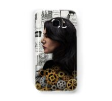 The Past is the Beginning of a Beginning Samsung Galaxy Case/Skin