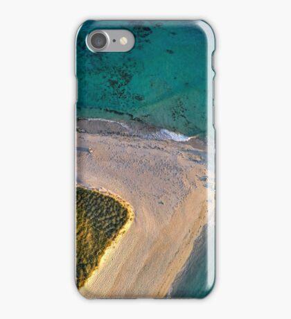 Alderney point at sunrise iPhone Case/Skin