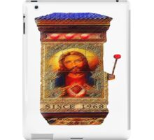 Gambling is bad for you iPad Case/Skin