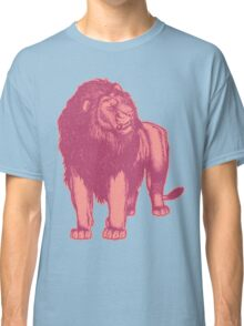 Pink Lion T-Shirts by Cheerful Madness!! Classic T-Shirt