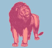 Pink Lion T-Shirts by Cheerful Madness!! Unisex T-Shirt
