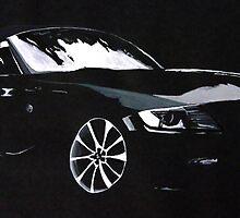 BMW Z4 by ssivamohan