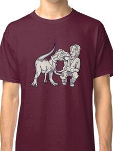 Jessie's Pet T-Rex Classic T-Shirt