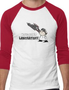 Horrible's Laboratory Men's Baseball ¾ T-Shirt