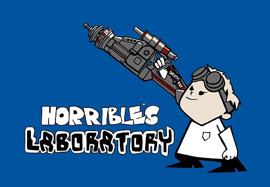 Horrible's Laboratory by tyna
