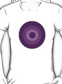 Purple Target  T-Shirt