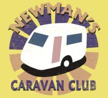 Newman's Caravan Club Kids Tee