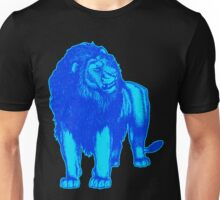 Light Blue Lion T-Shirts by Cheerful Madness!! Unisex T-Shirt