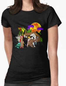 A Nice Place To Visit Womens Fitted T-Shirt