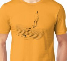 Alone in the desert Unisex T-Shirt