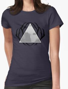Antler. Womens Fitted T-Shirt