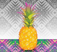 Pineapple by Orna Artzi