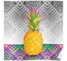 Pineapple Poster