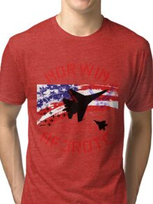 AFJROTC PA-20141  Tri-blend T-Shirt