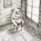 Pensive by steampunkgrub