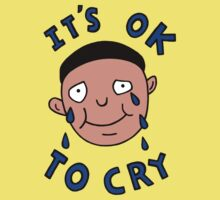It's Ok to Cry (Daria) Kids Clothes