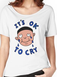 It's Ok to Cry (Daria) Women's Relaxed Fit T-Shirt