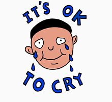 It's Ok to Cry (Daria) Womens Fitted T-Shirt