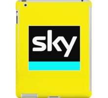 Maillot Jaune - Team Sky iPad Case/Skin