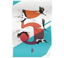 5Birds Poster
