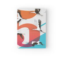 5Birds Hardcover Journal