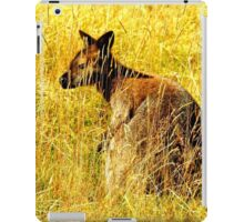 Watcher in the Grass iPad Case/Skin