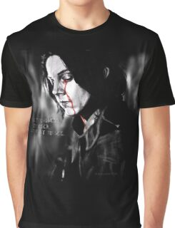 Bloody Love Graphic T-Shirt