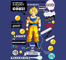 Goku: Hope of The Universe Unisex T-Shirt