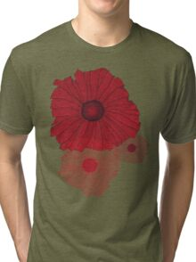 Poppy Tee V1 Tri-blend T-Shirt