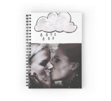 Swanqueen is endgame  Spiral Notebook