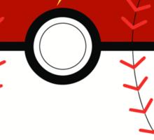 The Pallet Town Pikachu's Sticker