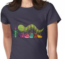 Caty Caterpillar Womens Fitted T-Shirt