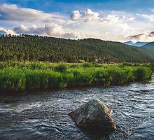 Rocky Mountain 2 by Clayton Lyon
