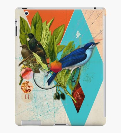 Birds iPad Case/Skin