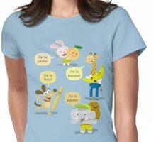 I Feel Good! Womens Fitted T-Shirt