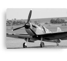 Mk1 Spitfire  Canvas Print