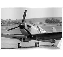 Mk1 Spitfire  Poster