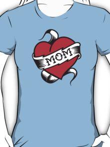 Mom Tattoo T-Shirt