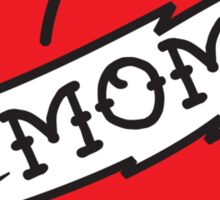 Mom Tattoo Sticker