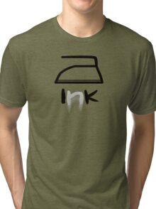 Iron Ink - IRONIK - Ironic Funny Tri-blend T-Shirt